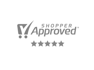 Shopper Approved Five Stars