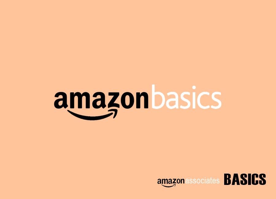 Amazon Associates AMAZON BASICS