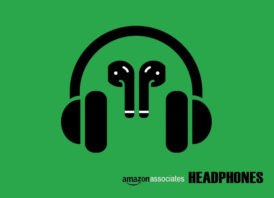 Amazon Associates HEADPHONES